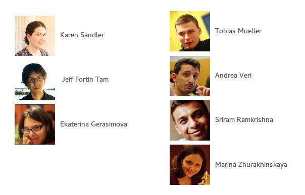 2014-2015 GNOME Foundation board