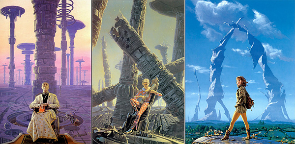 asimov_foundation_trilogy_covers-small