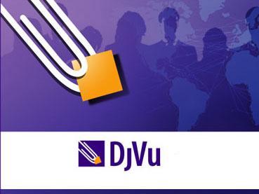 DjVu Plug-in by NetSpider