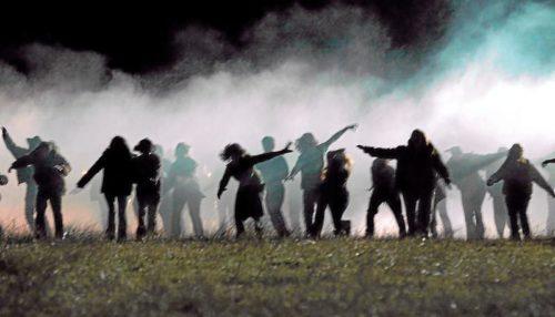 fog zombies