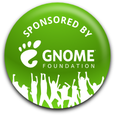 gnome sponsored badge shadow